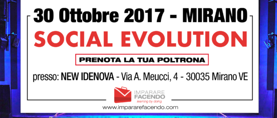 30-10 SOCIAL EVOLUTION New Idenova